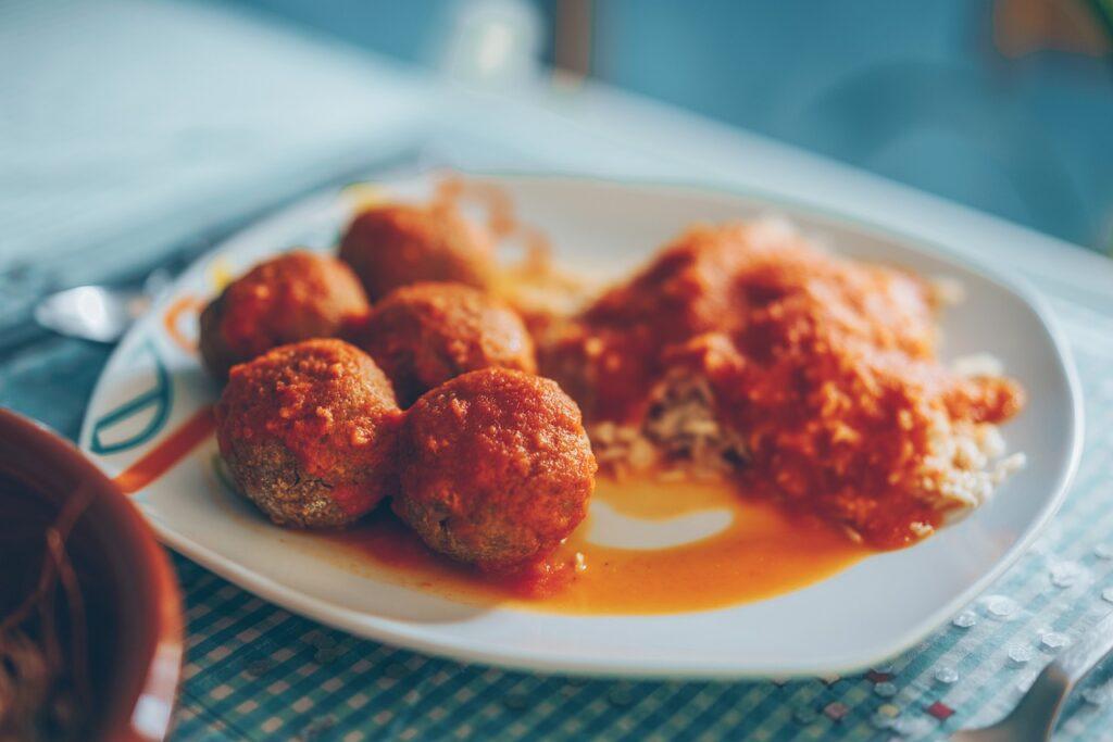 meatballs, soy textured, soy-5301512.jpg